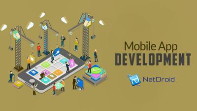 Mobile app development netdroidtech